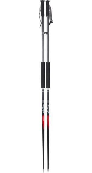 Lundhags Vassu Poles black/red